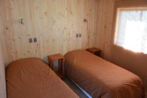 Cabaña Colbún, habitación doble